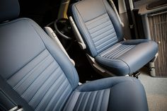 New Wave Custom Conversions | VW T5 Upholstery Specialists