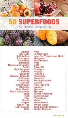 50 Super Foods for a flatter, tighter stomach #superfoodsforfatloss