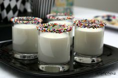 SPOON: New Year's Eve Party Ideas New Years Eve Drink Ideas