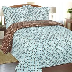 3-Piece Reversible Coverlet Set (queen) only $29.99