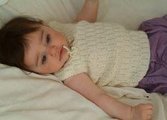 Babys uldne undertrø
