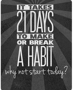 It's amazing what you can accomplish in just 21 Days with proper nutrition and…