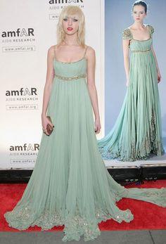 This is a princess like Marchesa dress