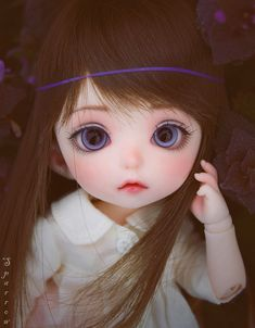 little nymph by Sparrow ♪, via Flickr
