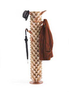 Palm Coat Stand by Khalid Shafar