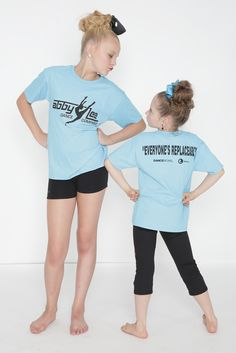 ALDC Everyone's Replaceable Light Blue T | ALDC {JOJO AND ELLIANA OH MY HEART}