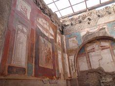Herculaneum   Herculaneum Fresco