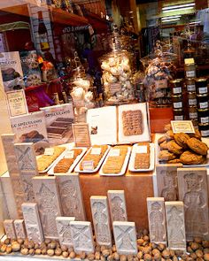 Who Stole the Kishka?: Speculoos Bruges, Belgium