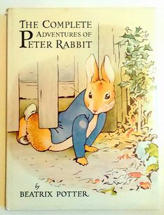 Vintage children's book The Complete by StrawberryfVintage on Etsy