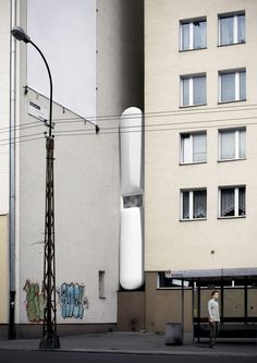 The world's narrowest house