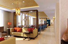 Executive Lounge: