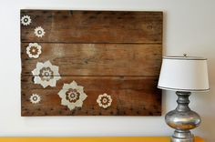 East Coast Creative: Barnwood Artwork