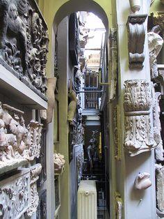 Soane Museum - John Soane - Picture 240
