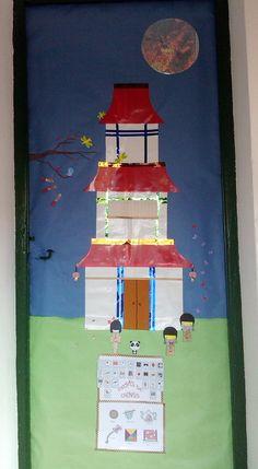¿Qué puedo hacer hoy?: Puerta de entrada y dragón chino