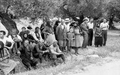 On This Day June Brutal Nazi Massacre of Cretan Village - The Pappas Post Battle Of Crete, Greece Photography, German Army, Greece Travel, Military History, World War Two, Historical Photos, The Locals, Wwii