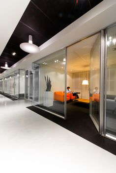 Olin HQ Office by Maars Living Walls