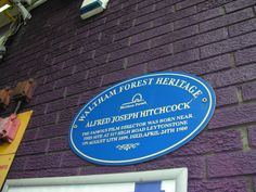 Alfred Hitchcock lived here. Photo Martin Sepion