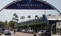 Cedros in Solana Beach CA