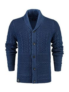 Indi Norwood Cable Cardigan