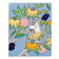 Grow your own Moomin Deco Tree! Snorkmaiden is part of a collection that will include 13 wall tiles. Moomin Shop, Tove Jansson, Lilly Flower, Moomin Valley, Sitting In A Tree, Cartoon Shows, Stop Motion, Art Sketches, Coloring Books