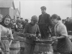 This film is part of the Mitchell and Kenyon collection - an amazing visual record of everyday life in Britain at the beginning of the twentieth century. Rare Photos, Old Photos, Vintage Photos, North Shields, Best Documentaries, North East England, North Sea, Documentary Photography, My Heritage