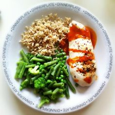 Photo by healthspecific Healthy Food, Healthy Recipes, Easy Food To Make, Green Beans, Meal Planning, Spicy, Easy Meals, Nutrition, Chicken