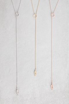 Lovoda - Long Feather Lariat Necklace, $16.00 (http://www.lovoda.com/long-feather-lariat-necklace/)