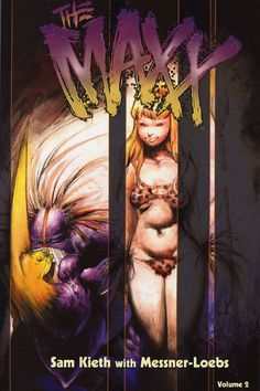 the maxx, I miss this comic.  I still have no idea what the plot was, but I miss it.