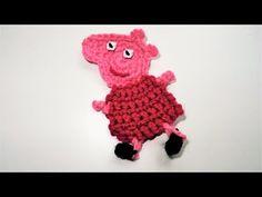 Baner srean roendan pepa prase pinterest pepa prase od vune crochet peppa pig youtube thecheapjerseys Gallery