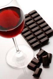 Schokolade und Wein in Hamburg - miomente.de