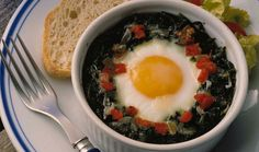 http://www.incredibleegg.org/recipe/baked-eggs-spinach/