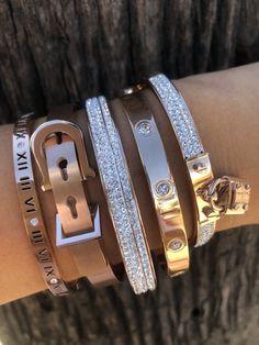 Set fall 2018 bracelets - princess p jewelry Cute Jewelry, Boho Jewelry, Jewelry Sets, Jewelry Accessories, Fashion Accessories, Jewelry Necklaces, Jewelry Design, Fashion Jewelry, Gemstone Jewelry