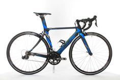 2016 Blue AC1 EX Ultegra, XS - New - Full Warranty - My Bike Shop  - 1