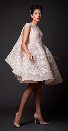 Krikor Jabotian true Couture aesthetic is something that we've always loved, and his latest collection of wedding dresses is an absolute dream! Bridal Gowns, Wedding Gowns, Wedding Blog, Lace Wedding, Enchanted Bridal, Krikor Jabotian, Rami Al Ali, Sophisticated Bride, Glamour