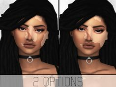 -2 Options Found in TSR Category 'Sims 4 Skintones'