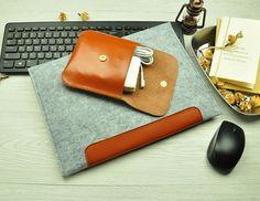 Laptop Sleeve 12 inch Laptop Bag 12 inch Macbook by BeUniqueCCMN