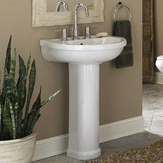 Image Result For Provincetown Pedestal Sink