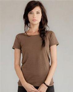 Alternative Women's Organic Short Sleeve Scoop Neck Tee