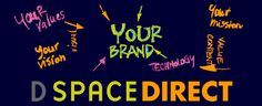 DSpaceDirect Details: You-Pick Features That Communicate Your Identity Identity, Neon Signs, Detail, Personal Identity