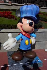 This Mickey is now in the Walt Disney Hometown museum in Marceline, MO.