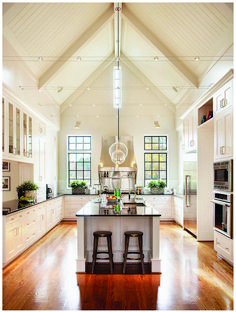 Tech Lighting Cable Rail Lighting System (Above Kitchen Area)