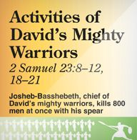 Activities of David's Might Warriors Bible Notes, Bible Scriptures, Family Worship Night, Quick View Bible, Personal Qualities, Bible Mapping, Effective Leadership, Understanding The Bible, 2 Samuel