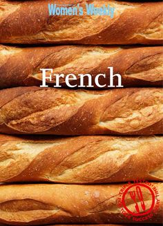 FRENCH  A French cookbook for The Australian Women's Weekly. Ceative Direction by Hieu Nguyen.