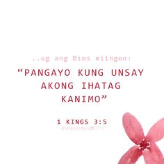 19 Best Ang Tinuod 777 - Bisaya Quotes Verses Reading Lists