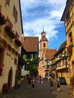 Strasbourg Streets! Strasbourg, Scenery, Street View, Paisajes, Landscape