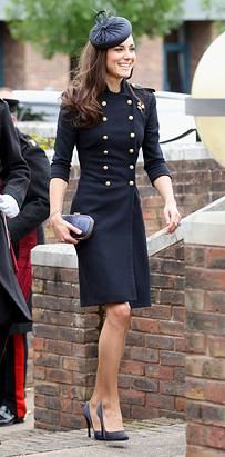 Kate Middleton can do no wrong. Simply fantastic and impeccable sense of style and she's got an amazing body to pull it off.