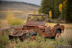 WILLY'S JEEP by WildernessShots, via Flickr