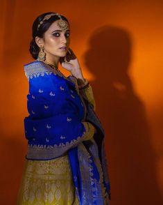 Shivani Surve, Blue, Beauty, Beauty Illustration