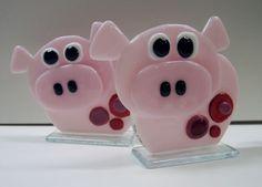 gris stor model 15 cm. høj