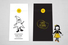 Suka Pisang — Crispy Banana on Behance